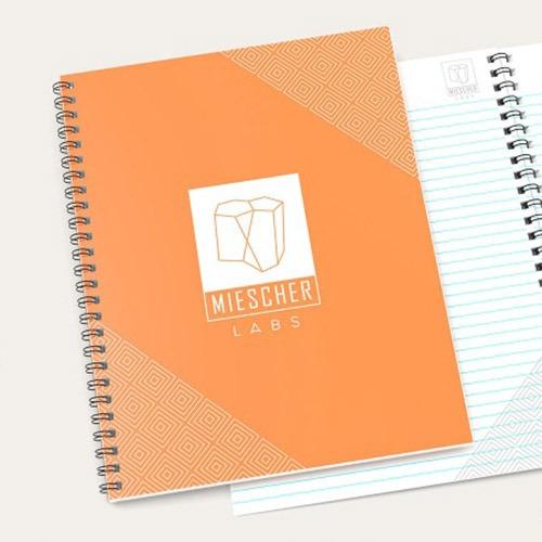 Caderno personalizado online