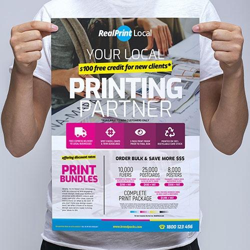 impressao de cartazes A3