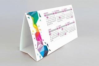 modelo de calendario